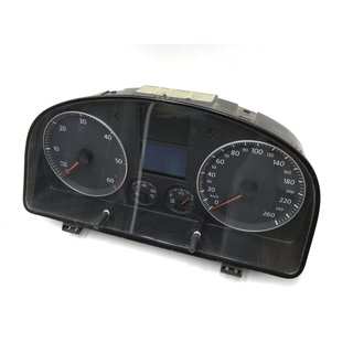 Original VW Touran 1T  Tacho Kombiinstrument Cockpit Speedometer 1T0920861A
