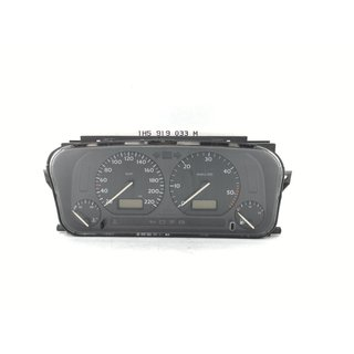 Original VW Golf III Tacho Kombiinstrument Cockpit Speedometer 1H5919033M
